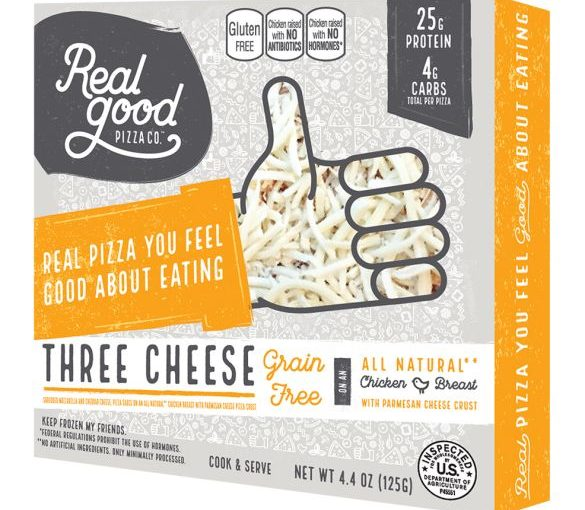 RGF CHEESE PIZZA 5″