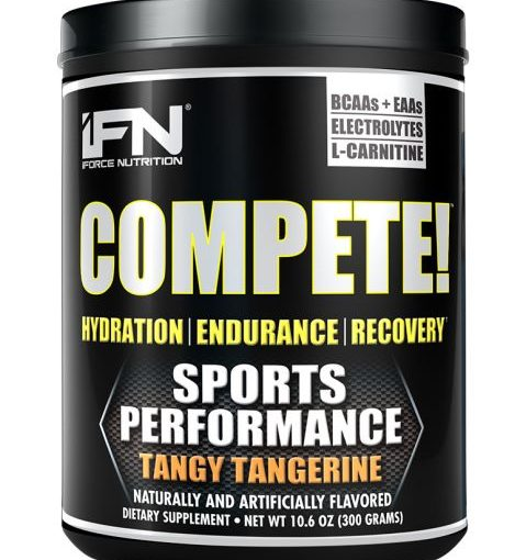 IF COMPETE 336g TANGY TANGERINE 50 SERVINGS