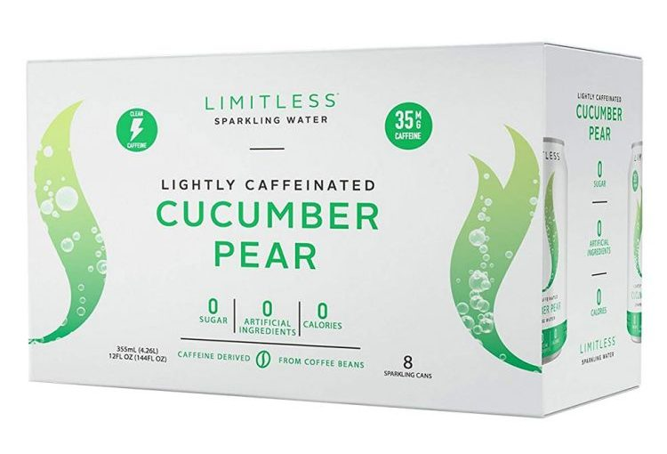 LMT SPARKLING WATER 8/12oz CUCUMBER PEAR