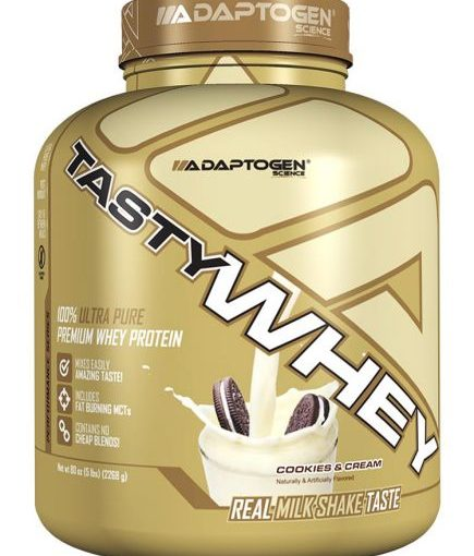 ADAP TASTY WHEY 5lb COOKIES AND CREAM
