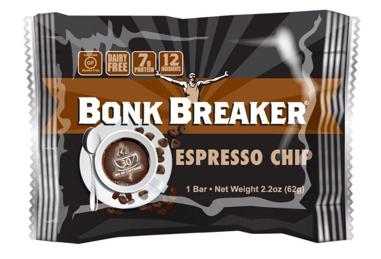 BKB ENERGY BARS 12/2.2oz ESPRESSO CHIP