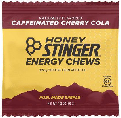 HS ORG ENERGY CHEWS 12/SL CHERRY COLA