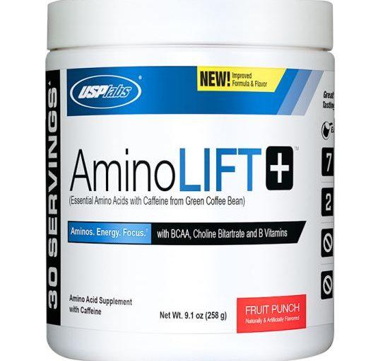 USP AMINO LIFT+ 30srv FRUIT PUNCH