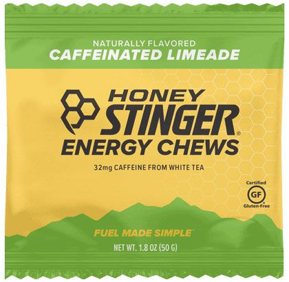 HS ORG ENERGY CHEWS 12/SL LIMEADE