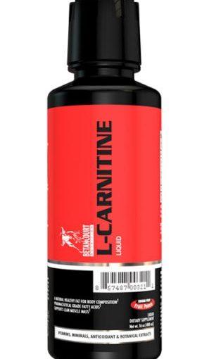 BT L-CARNITINE 16oz FRUIT PUNCH
