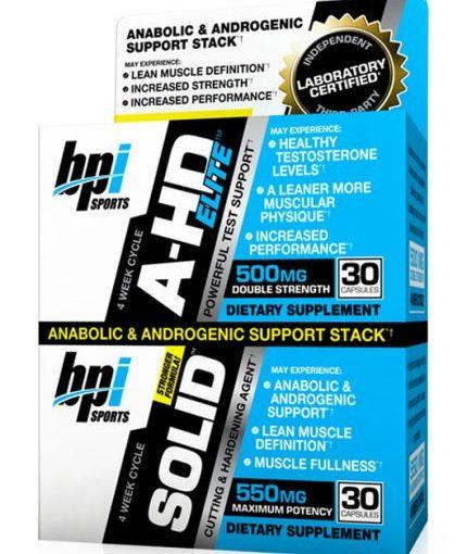 BPI A-HD ELITE/SOLID COMBO 2/30c