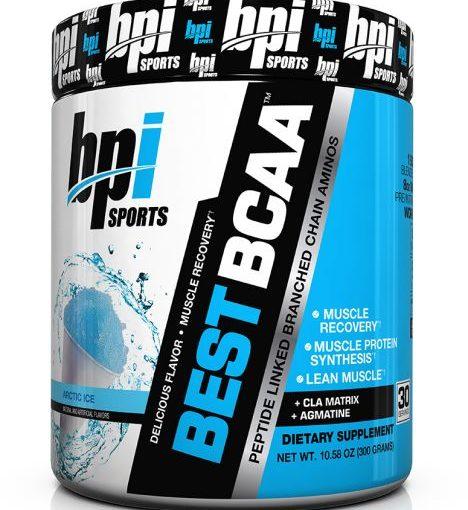 BPI BEST BCAA 300g ARTIC ICE