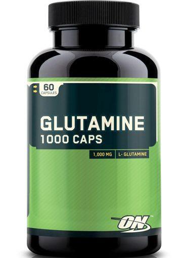 ON GLUTAMINE 1000mg 60c