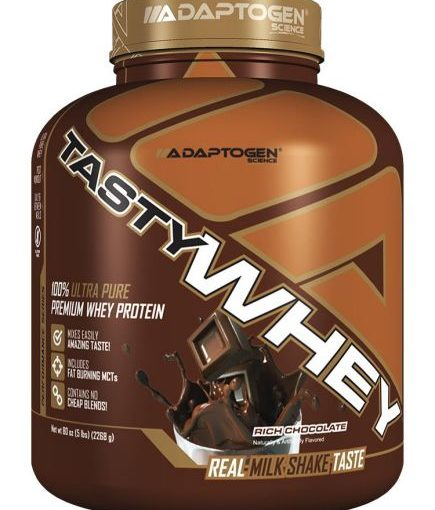 ADAP TASTY WHEY 5lb RICH CHOCOLATE