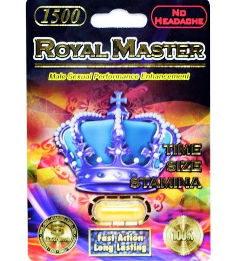 NS ROYAL MASTER 1500mg MASTER ZONE