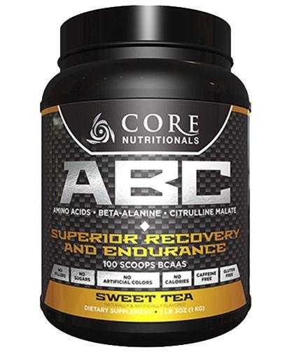 CO CORE ABC 2.2lb SWEET TEA 50 SERVINGS