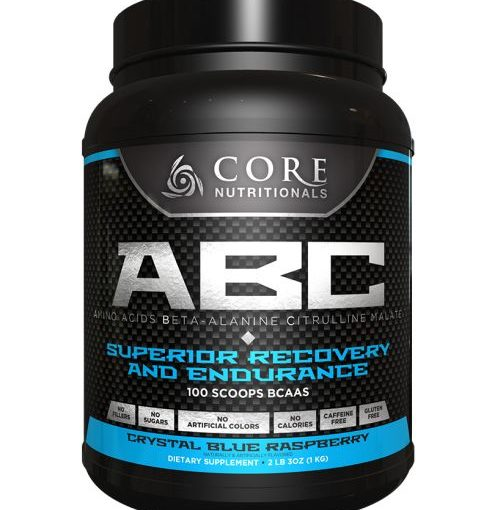 CO CORE ABC 2.2lb CRYSTAL BLUE RASPBERRY