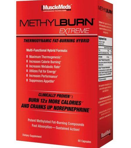 MM METHYLBURN EXTREME 60c