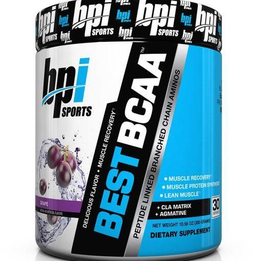 BPI BEST BCAA 300g GRAPE