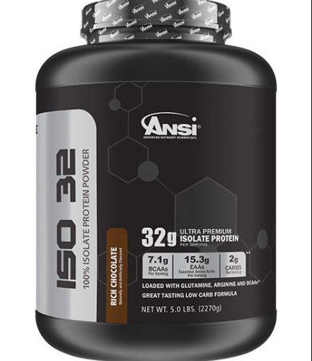 ANSI ISO 32 5lb RICH CHOCOLATE