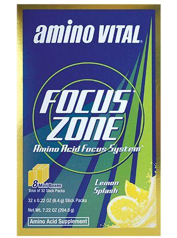 AMV FOCUS ZONE 30/0.22oz LEMON SPLASH