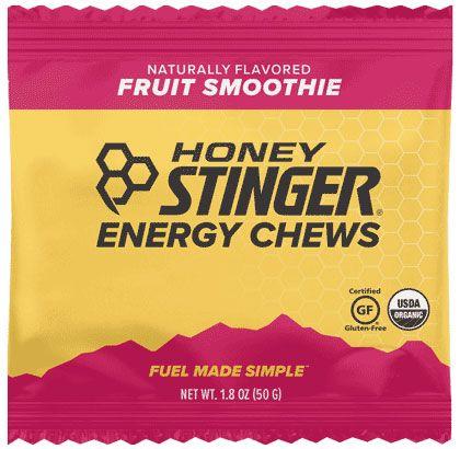 HS ORG ENERGY CHEWS 12/SL FRUIT SMOOTHIES