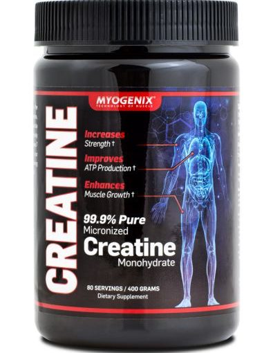 MY CREATINE 400g UNFLAVORED 80 SERVINGS