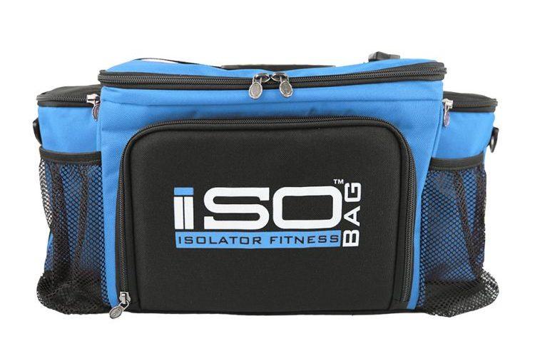 ISO ISOLATOR REVERSE 6 MEAL LIGHT BLUE