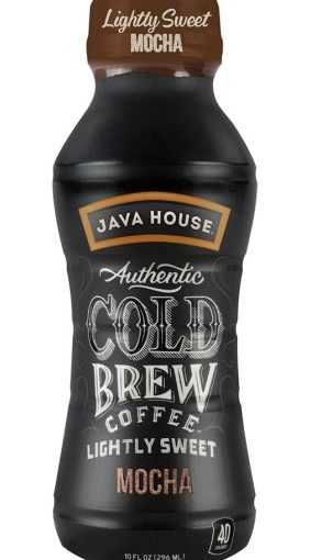 JH COLD BREW COFFEE 12/10oz MOCHA