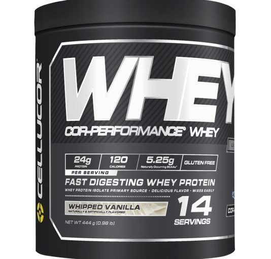 CE COR-PERF WHEY PROTEIN 1lb WHIPPED VANILLA NEW