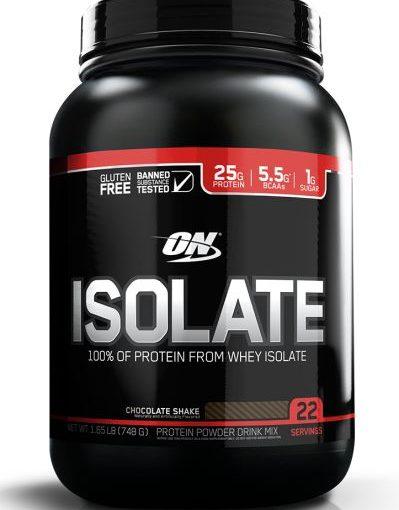 ON ISOLATE GF 1.6lb CHOCOLATE MILKSHAKE