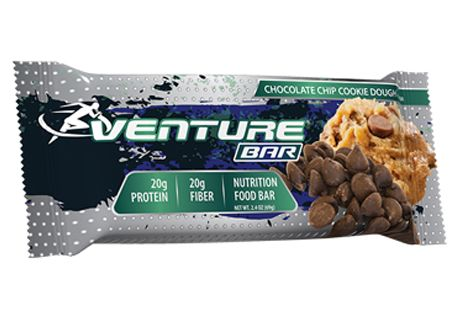 VB VENTURE BAR 12/65g CHOCOLATE CHIP COOKIE DOUGH