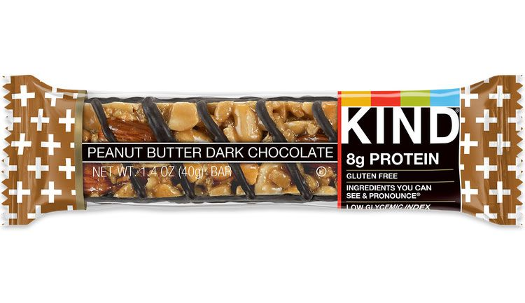 KD KIND BARS 12/1.4oz PEANUT BUTTER DARK CHOCOLATE