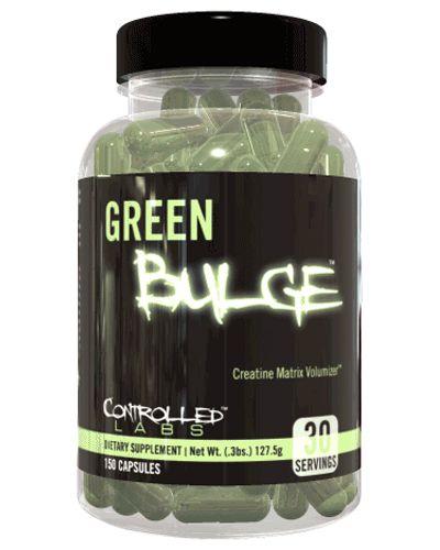 CNL GREEN BULGE 150c