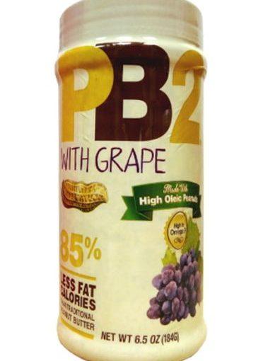 PBT PB2 WITH GRAPE 6.5oz GRAPE PEANUT BUTTER