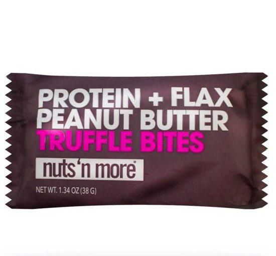 NM PB TRUFFLE BITES 12/38g CHOCOLATE PEANUT BUTTER