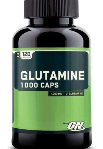 ON GLUTAMINE 1000mg 120c