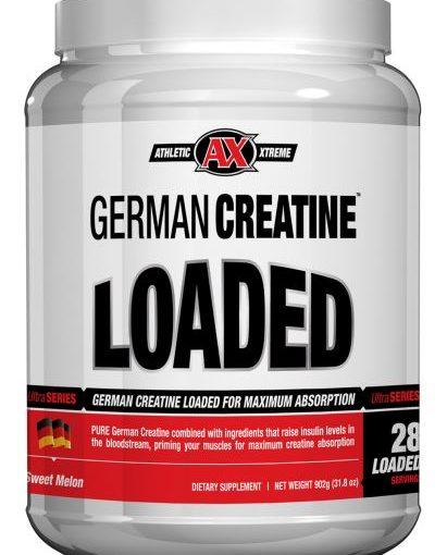 AX GERMAN CREATINE LOADED 2lb MELON 28 SERVINGS