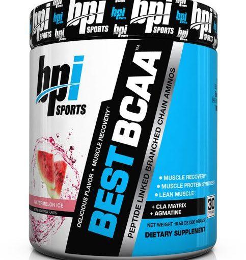 BPI BEST BCAA 300g WATERMELON ICE