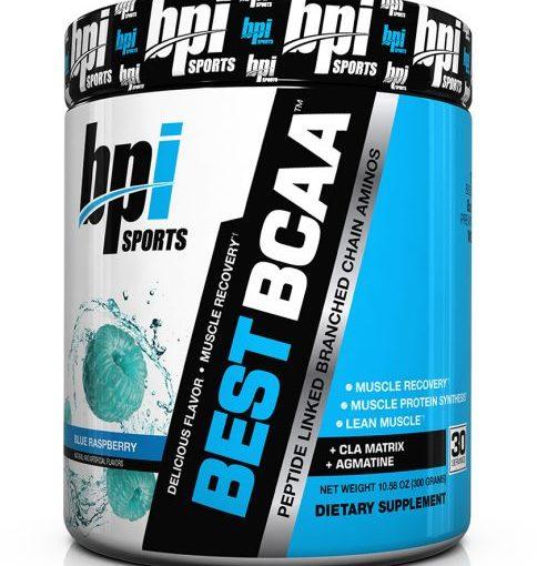 BPI BEST BCAA 300g BLUE RASPBERRY