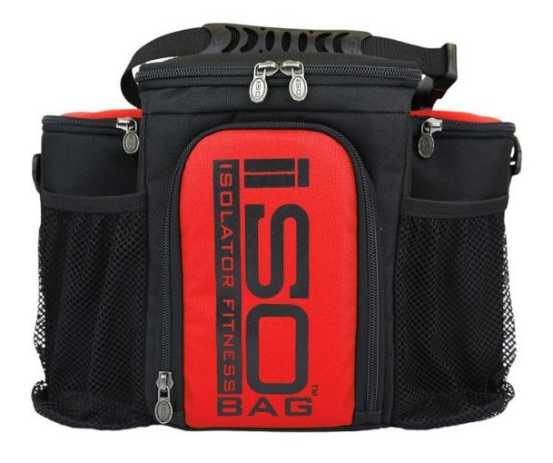ISO ISOLATOR 2ND GEN 3 MEAL RED
