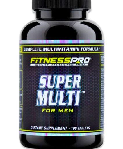 FP SUPER MULTI FOR MEN 100t