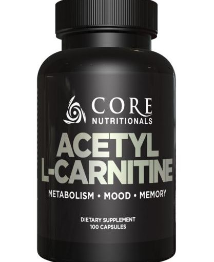 CO ACETYL L-CARNITINE 100c 500mg