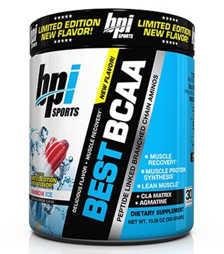 BPI BEST BCAA 300g RAINBOW ICE