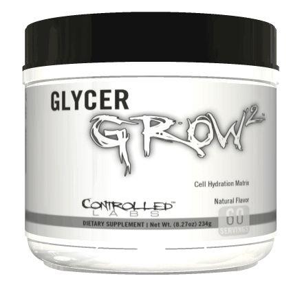 CNL GLYCER GROW-2 234g 60 SERVINGS