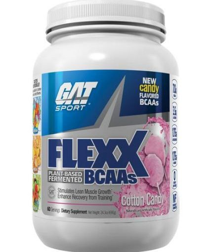GA FLEX BCAA 1.8lb COTTON CANDY 60 SERVINGS