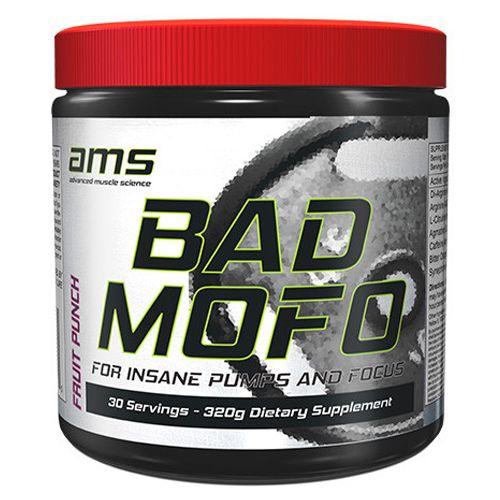 AMS BAD MOFO 320g FRUIT PUNCH