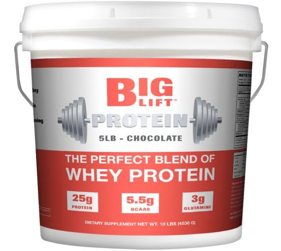 BLN BIG LIFT PROTEIN 5lb CHOCOLATE