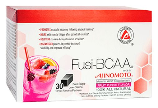 AJP FUSI-BCAA 30/0.29oz FRUIT PUNCH
