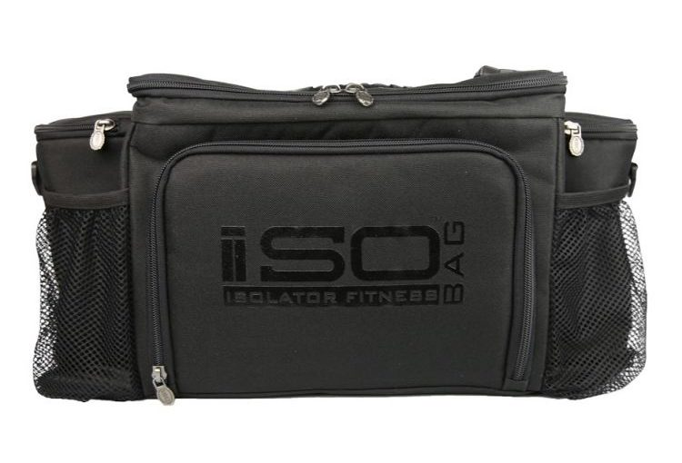 ISO ISOLATOR 2ND GEN 6 MEAL BLACKOUT