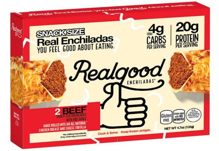 RGF BEEF ENCHILADA 2/2.3oz