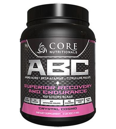 CO CORE ABC 2.2lb CRYSTAL COSMO 50 SERVINGS