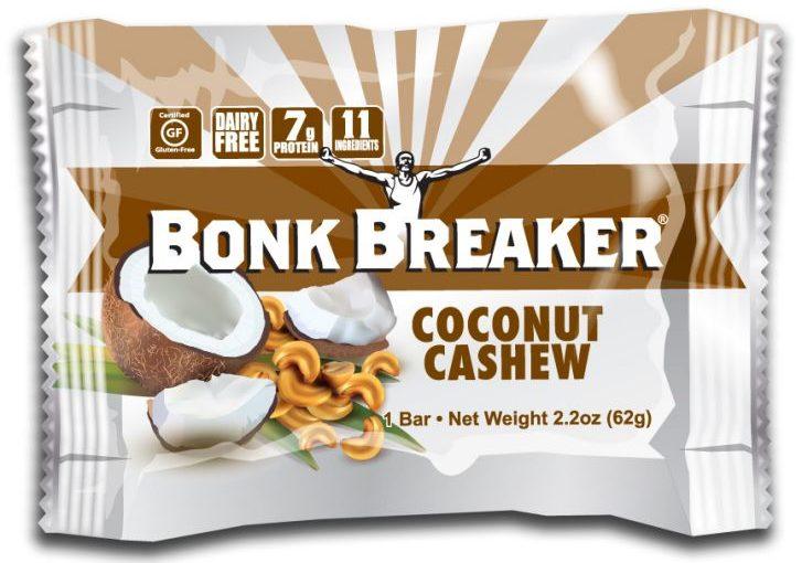 BKB ENERGY BARS 12/2.2oz COCONUT CASHEW