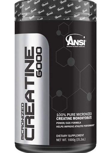 ANSI MICRO CREATINE 6000 1000g
