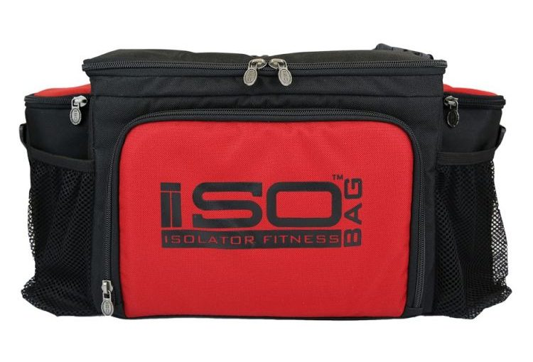 ISO ISOLATOR 2ND GEN 6 MEAL RED